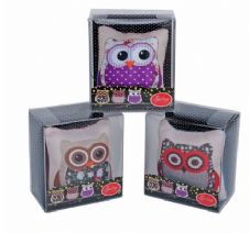 Owl pin cushion Lucky Dip